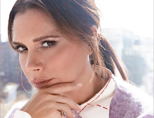 Victoria Beckham on Clean and Sustainable Beauty