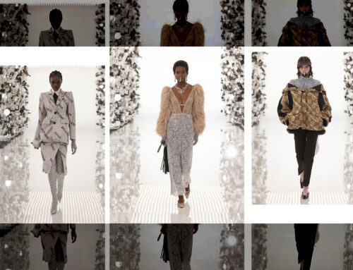 100th Anniversary Collection of GUCCI