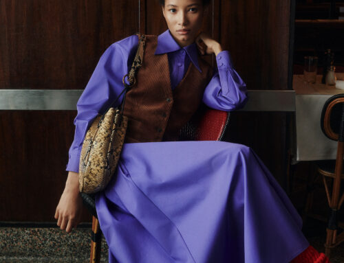 Tory Burch Fall/Winter 2021 Collection