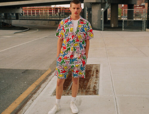 The Pop-art Drop: H&M Fresh Streetwear Collection Featuring Keith Haring Prints